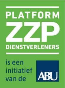 Logo platform zzp dienstverleners
